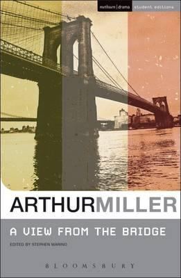 arthur miller a view from the bridge essays Read a view from the bridge free essay and over 88,000 other research documents a view from the bridge cultural context in view from a bridge by arthur miller.