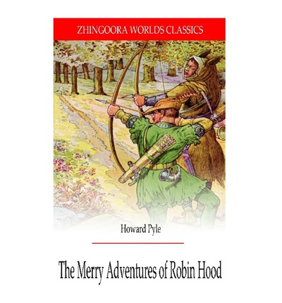 the merry adventures of robin hood book report