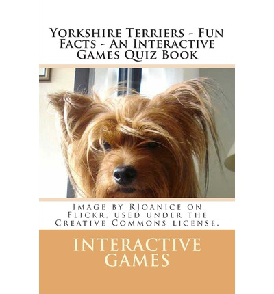 Yorkshire Terriers - Fun Facts - An Interactive Games Quiz ...