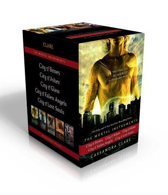 The Mortal Instruments 5 Volume Set
