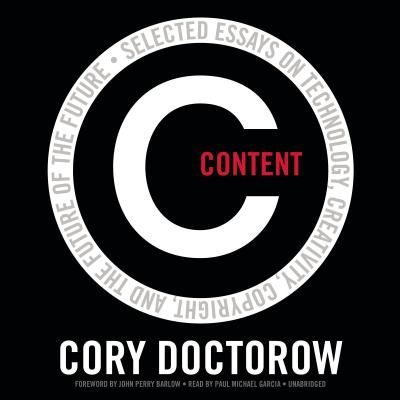 copyleft and cory doctorow essay Homeland is a novel by cory doctorow the novel includes two afterword essays by computer security researcher and hacker jacob appelbaum.