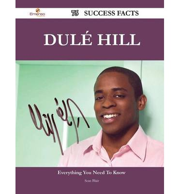 Dule Hill 75 Success Facts - Everything You Need to Know about Dule Hill