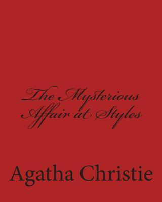 agatha christie the mysterious affair at styles pdf