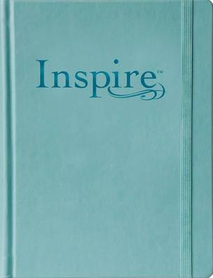 Inspire Bible-NLT: The Bible for Creative Journaling