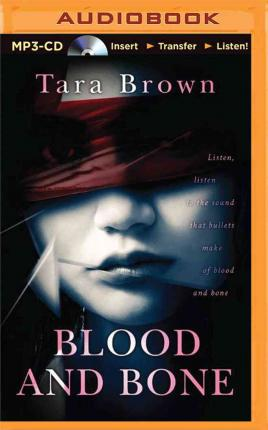 blood and bone cd audio blood and bone english by author tara brown ...