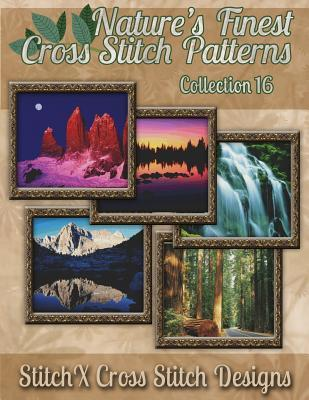 Nature's Finest Cross Stitch Pattern Collection No. 16 : Tracy ...