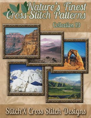 Nature's Finest Cross Stitch Pattern Collection No. 19 ...