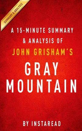 a synopsis and features of john grishams novels Ostensibly, the plot concerns the slippery washington power-broker joel  out:  this is grisham's state of the nation novel, masquerading as a.