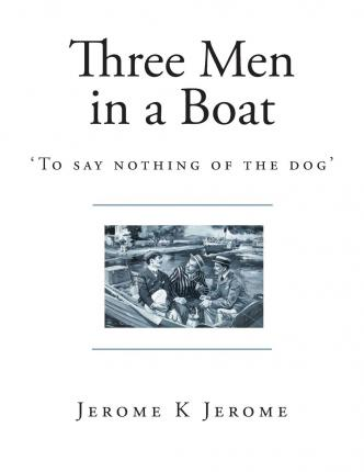 jerome k jerome three in a boat pdf