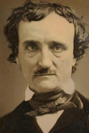 Edgar Allan Poe (Famous Portraits) : Blank 150 Page Lined Journal for Your Thoughts, Ideas, and Inspiration
