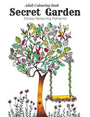 Adult Coloring Book Secret Garden Link Coloring