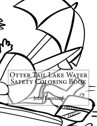 Otter Tail Lake Water Safety Coloring Book
