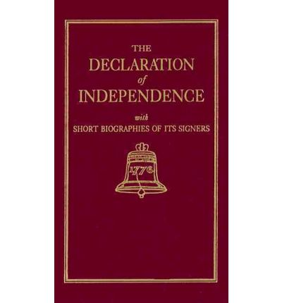 declaration of independence docent script