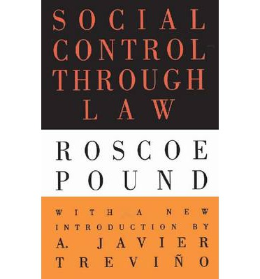 law and social control The social control of criminal and delinquent behavior exemplifies the most highly structured formal system used by society the laws enacted by the legislators and modified by court decisions define criminal and delinquent behavior and specify the sanctions imposed for violentation.