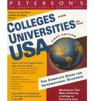 Colleges & Universities in the Us 1997