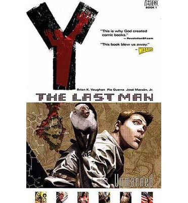 Y: The Last Man-Unmanned Vol 1