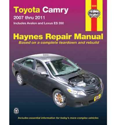 toyota camry service and repair manual editors of haynes manuals 9781563929090. Black Bedroom Furniture Sets. Home Design Ideas
