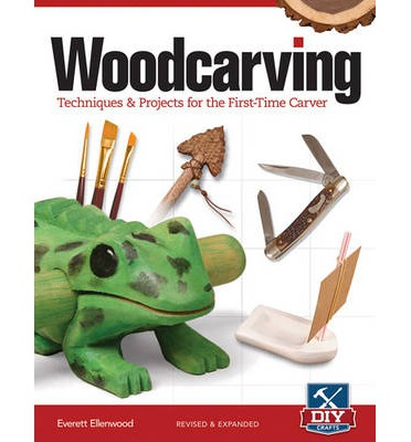 Woodcarving : Techniques & projects for the first time carver