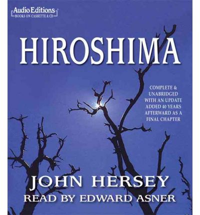 Hiroshima by John Hersey 1st Edition 1946 Borzoi Like New Hardcover in Good-- DJ