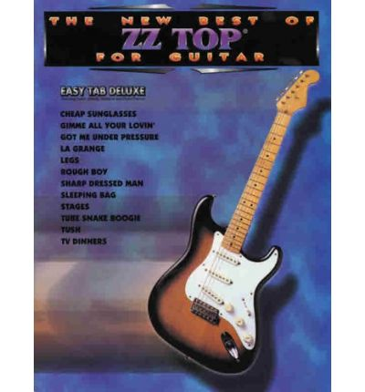 The new best of zz top for guitar zz top 9781576236987 - The grange zz top lyrics ...