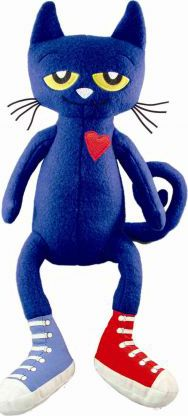Pete the Cat Doll : 14.5