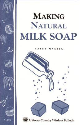 Making Natural Milk Soap
