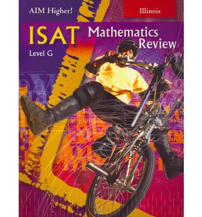 Great Source Aim Illinois : Student Edition Grade 7 (Level G) Isat Math