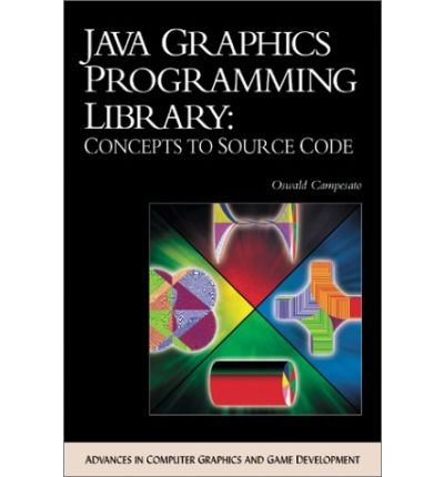 Java Graphics Programming Library Oswald Campesato