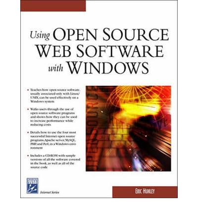 Using Open Source Web Software With Windows Eric Hunley