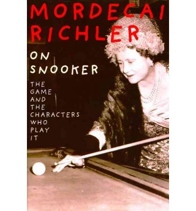 mordecai richler essays Mordecai richler, cc (january 27, 1931 – july 3, 2001) was a canadian writer richler wrote numerous essays about the jewish community in canada.