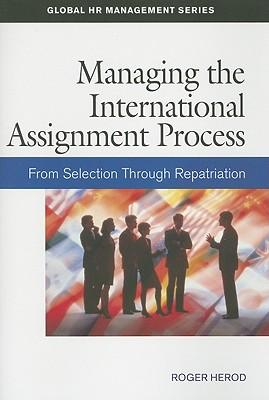 the process of international assignments essay If you've ever read an instruction manual or written out a set of directions, then you know what a process analysis essay is this form of composition is often used in the field of technical writing, where complex systems need to be clearly explained in a logical, orderly fashion as such, process .