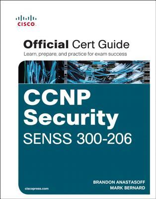 CCNP Security SENSS 300-206 Official Cert