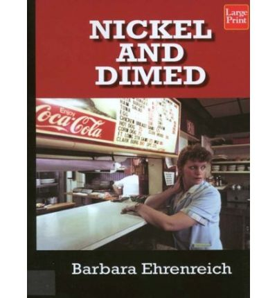 """an analysis of the book nickle and dimed by barbara ehrenreich Nickel and dimed analysis in my opinion, i feel i feel that the author of """"nickel and dimed"""", barbara ehrenreich a book report on nickel and dimed."""