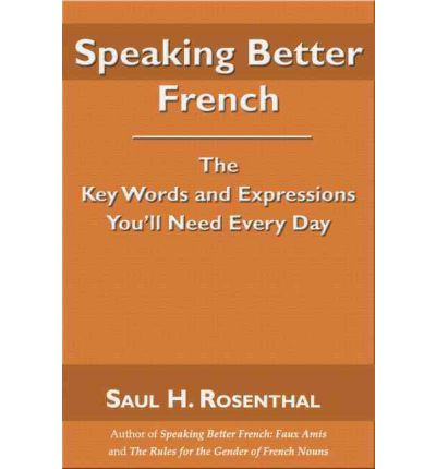 Speaking Better French