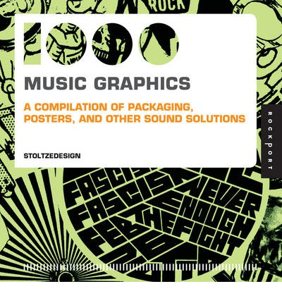1000 Music Graphics (Mini) : A Compilation of Packaging, Posters, and Other Sound Solutions