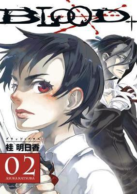 Blood+: Manga Volume 2
