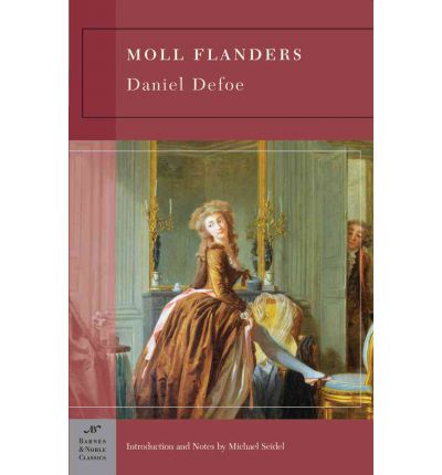 a comparison of freedom and fate in moll flanders by daniel defoe