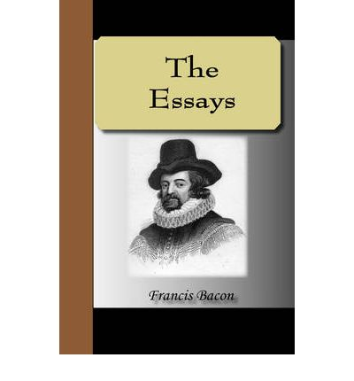list of essays of francis bacon
