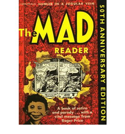 The Mad Reader: Volume 1