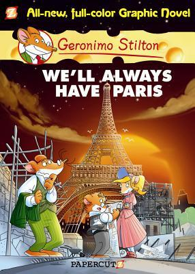 Geronimo Stilton: We'll Always Have Paris No. 11