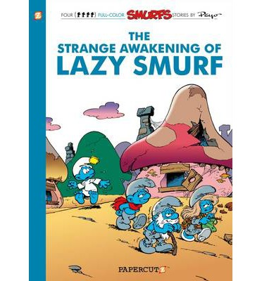 Smurfs: The Strange Awakening of Lazy Smurf v. 17