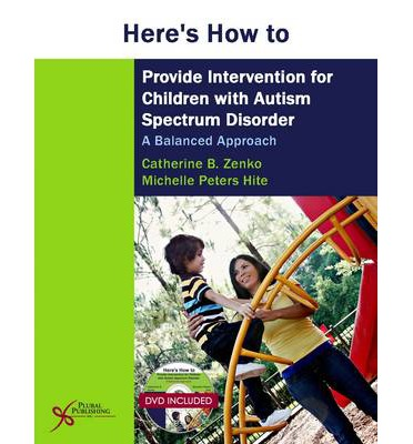 how to teach a child with autism spectrum disorder