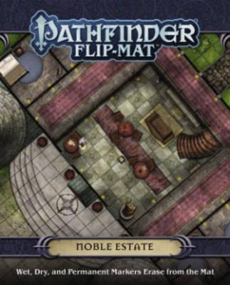 Pathfinder Flip-Mat: Noble Estate: Noble Estate