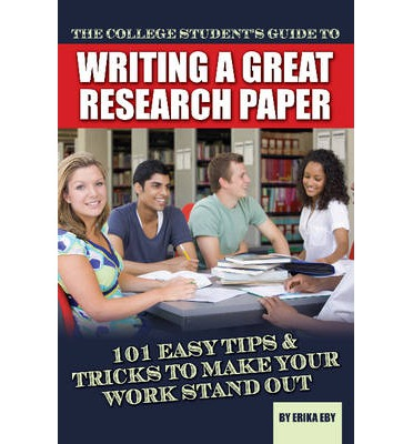 universities guides kind of research paper