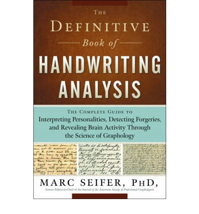 Definitive Book of Handwriting Analysis