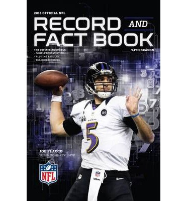 NFL Record and Fact Book 2013