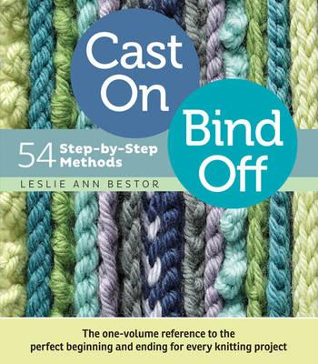 Cast on and bind off