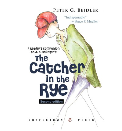 a literary analysis of the companionship in the catcher in the rye by j d salinger Jd salinger describes teenage behavior such as phoniness and confusion, teenage depression and their need for attention catcher in the rye: summary & analysis.