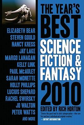 The Year's Best Science Fiction and Fantasy 2010