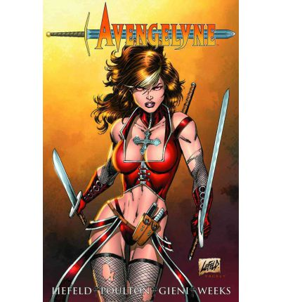 Avengelyne: Devil in the Flesh Volume 1
